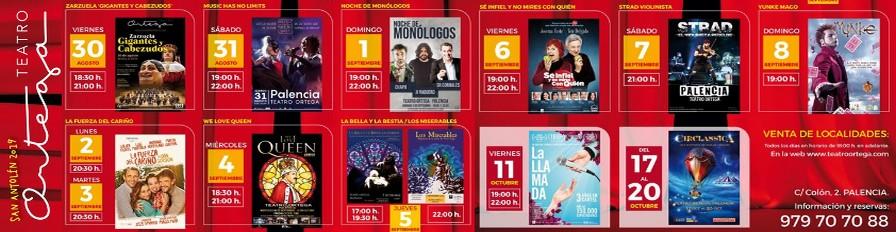 Teatro Ortega San Antolín 2019