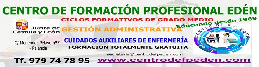 CENTRO DE FORMACION PROFESIONAL EDEN