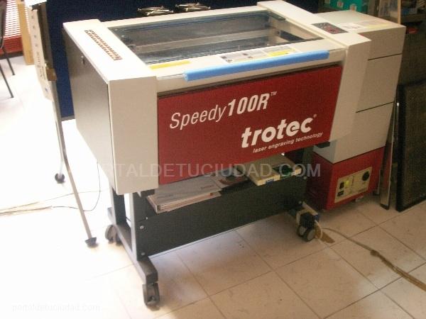 grabacion laser