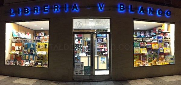 Librería V.Blanco