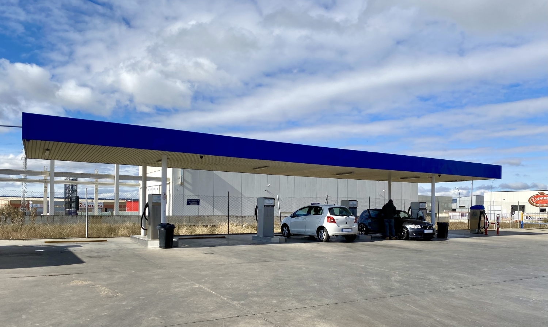 gasolineras en palencia, area de lavado de coches en palencia, servicio de gasoleo a domicilio,