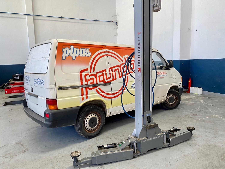 mantenimientos de vehiculos en palencia