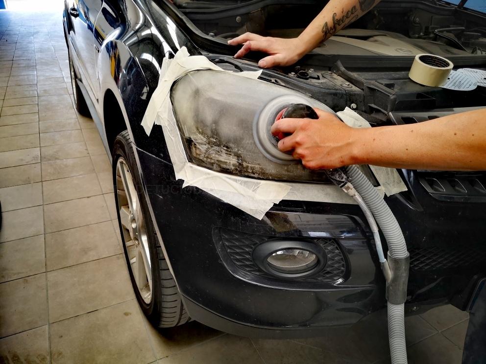 cabina de pintura para coches