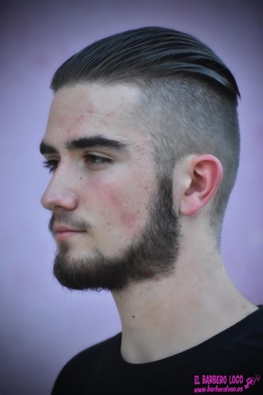 crazy barber, barbero loco, moco de gorila, mocomania