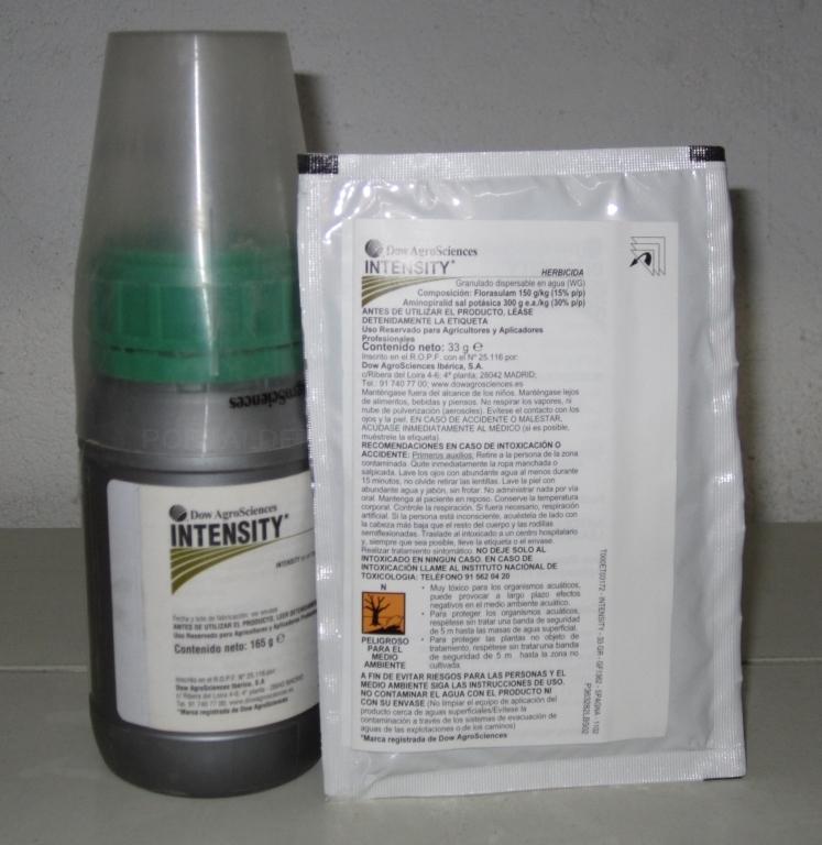 asesoramiento herbicidas en palencia
