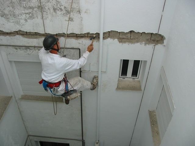 restauracion de fachadas en palencia