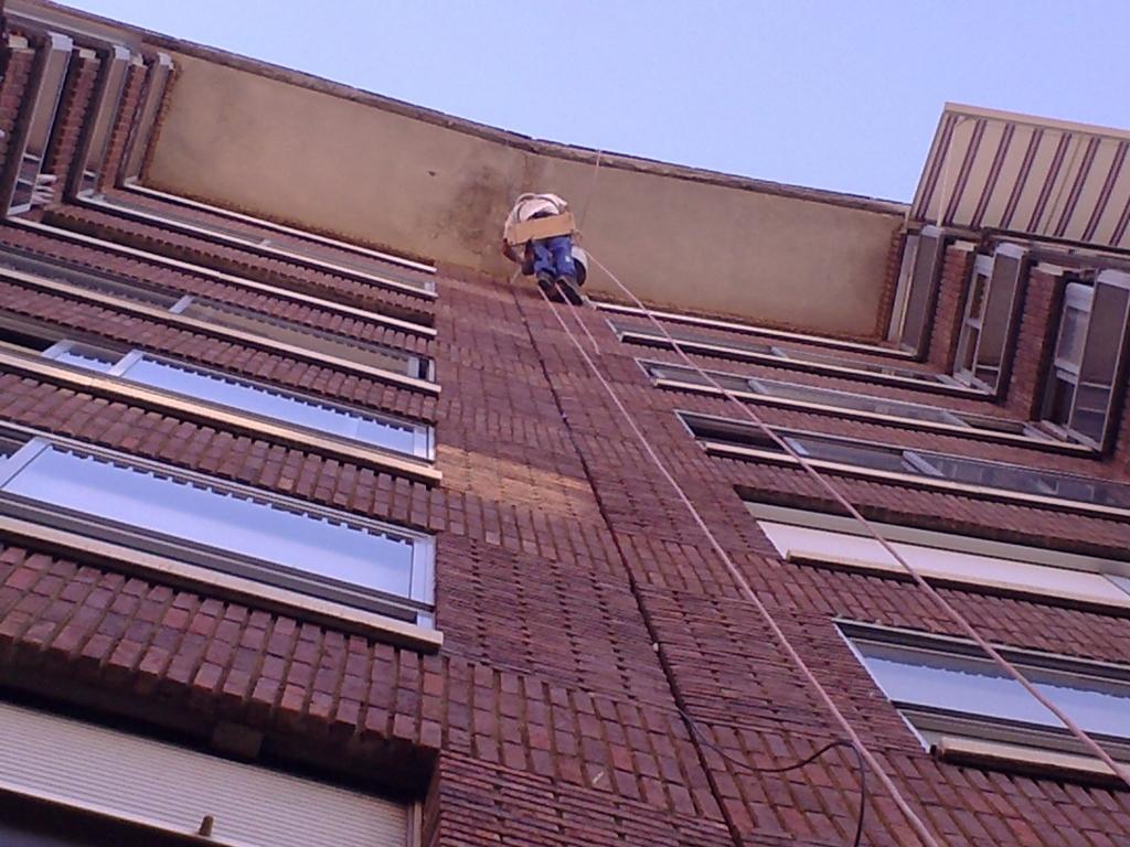 Impermeabilizaciones de terrazas en palencia