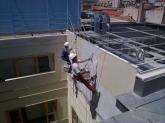 trabajos en altura, Trabajos verticales
