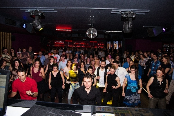 Bailes Latinos en Palencia