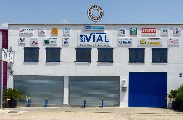 sivial, suministros industriales, ferreteria, neumatica, tornilleria