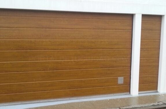 Puertas de garaje palencia