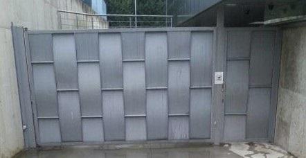 Porches y cerramientos metálicos, Automatismos, motores puertas