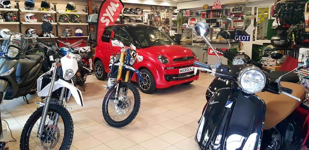 taller motos palencia, taller microcar palencia