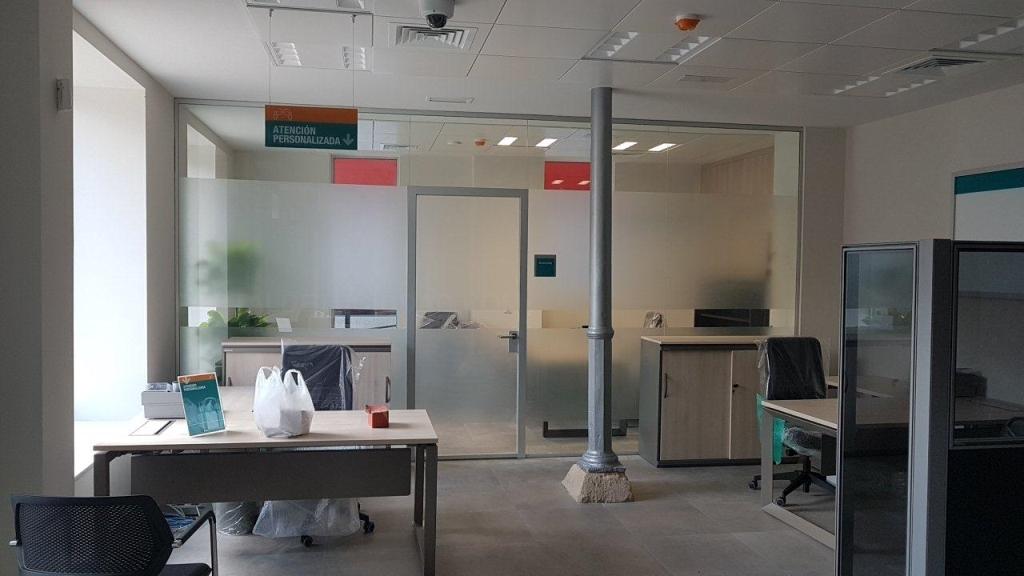 reformas oficinas bancarias palencia