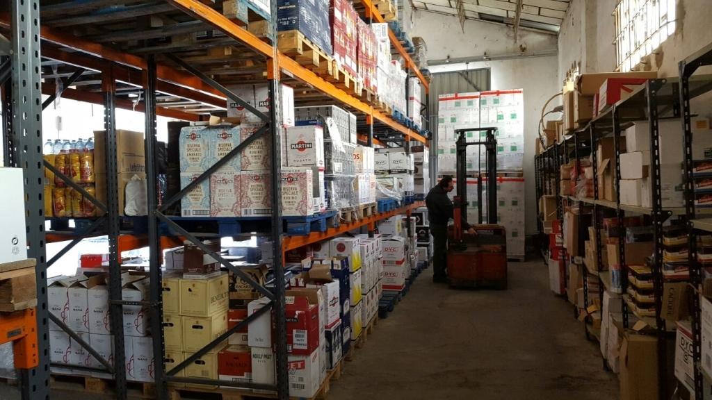 distribucion conservas en palencia, distribucion bebidas en palencia