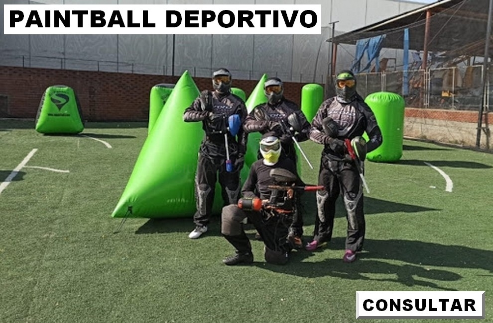 paintball deportivo palencia