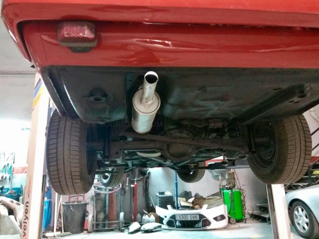 Reparación de plásticos palencia, tubos de escape palencia