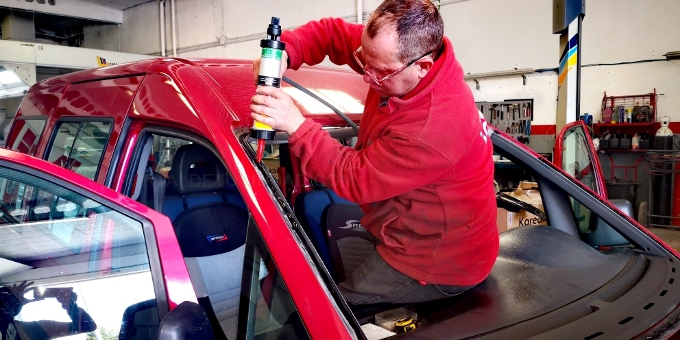 Restauracion vehículos clásicos palencia