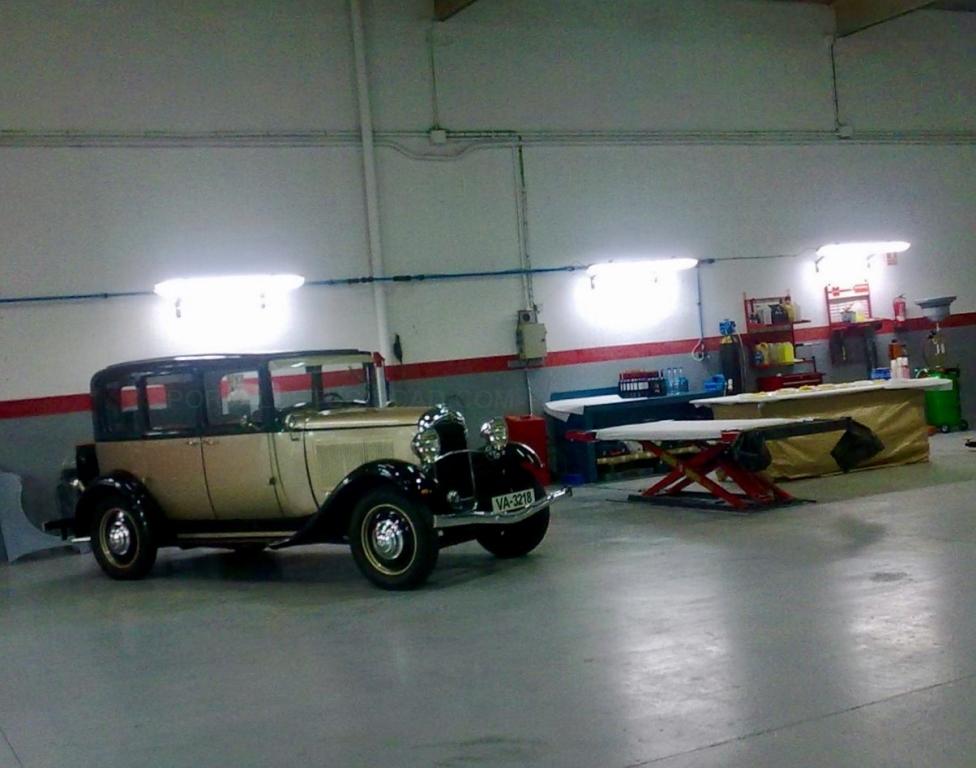 chapa vehiculos clasicos palencia