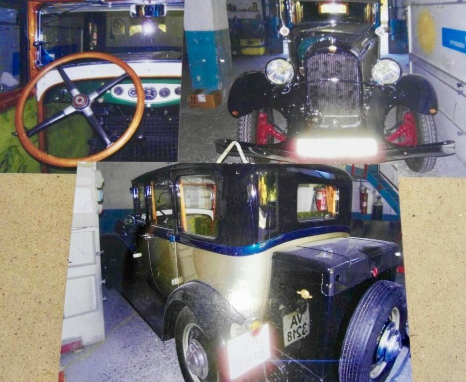vehiculos clasicos palencia