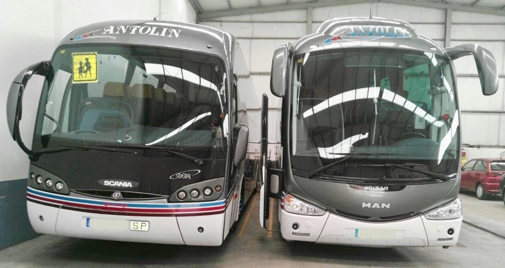microbuses en palencia, transporte viajeros palencia