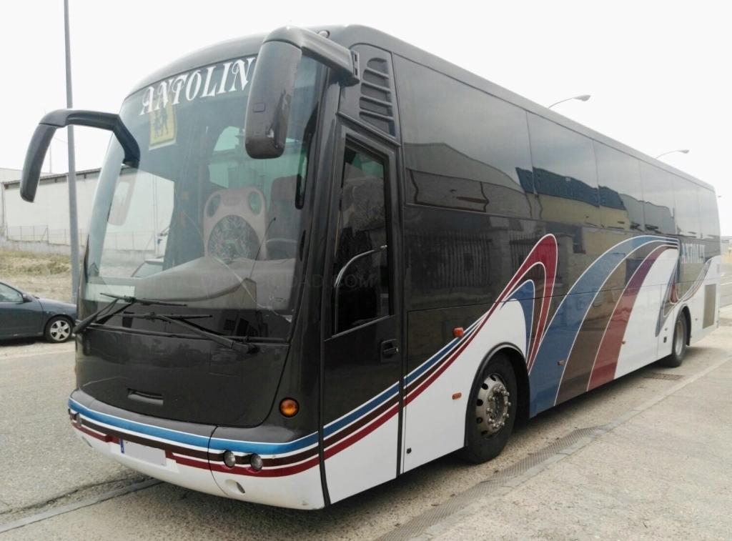 autobuses con conductor en palencia
