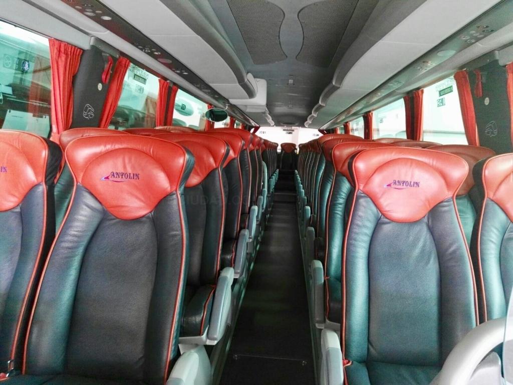 microbuses con conductor palencia
