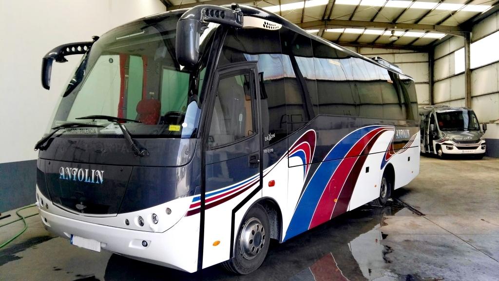 transporte personas en palencia