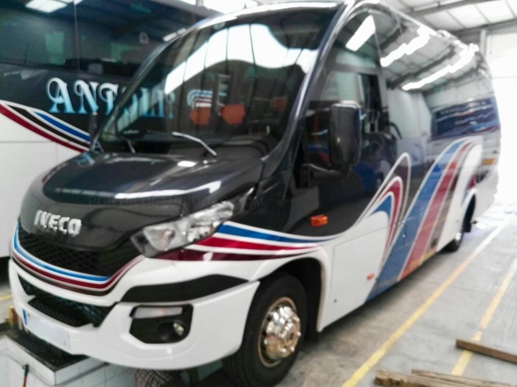 autobuses en palencia