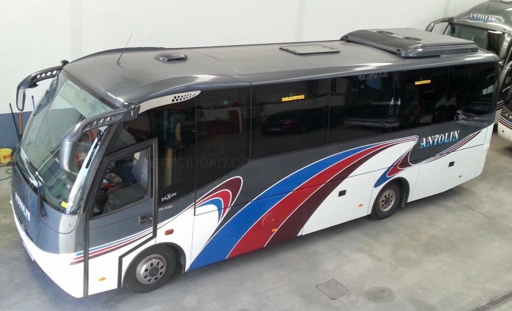 microbuses en palencia