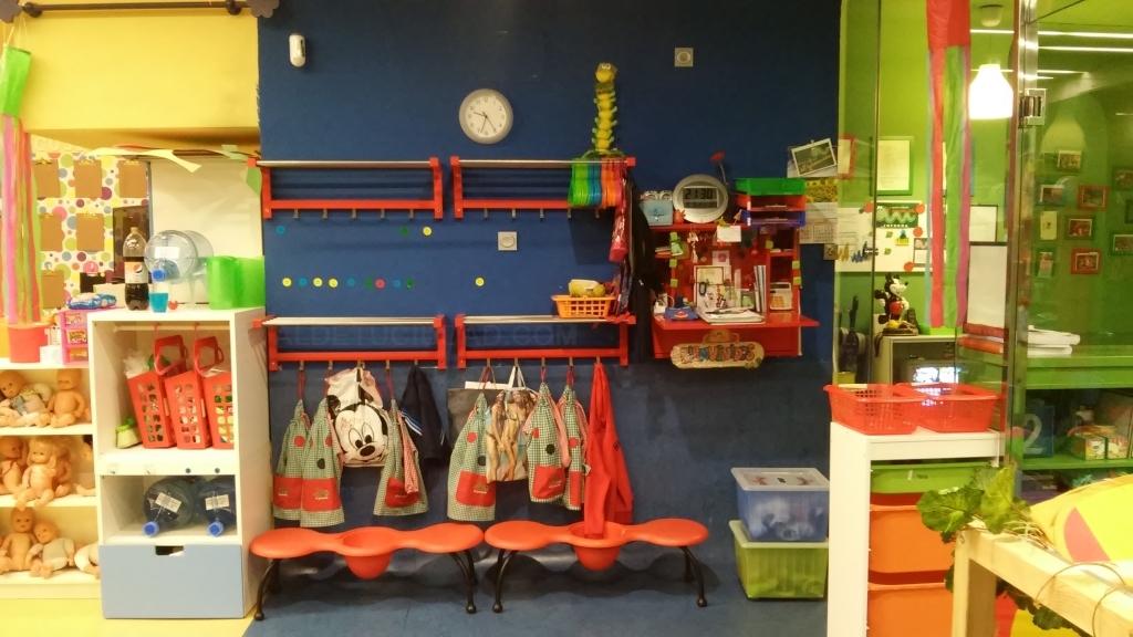 centro infantil palencia, el gusanito palencia