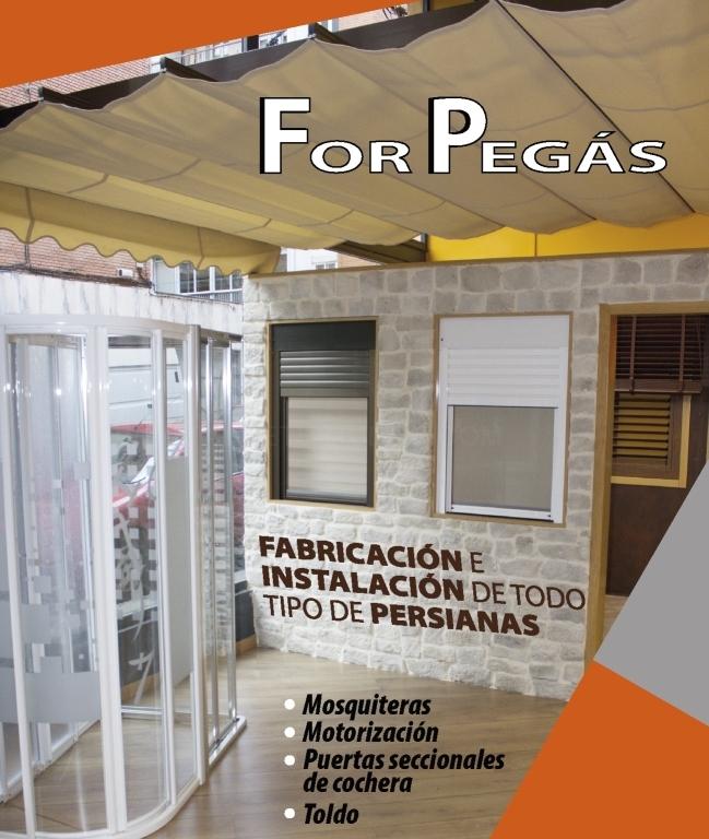 Persianas ForPegas