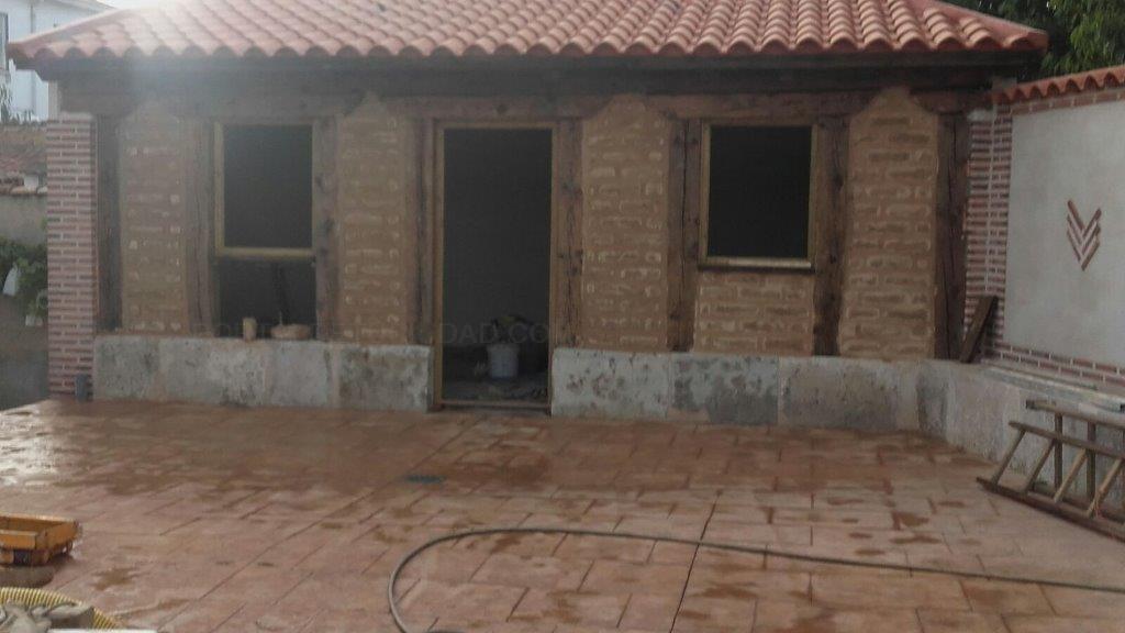 Reformas de terrazas palencia, reformas portales palencia
