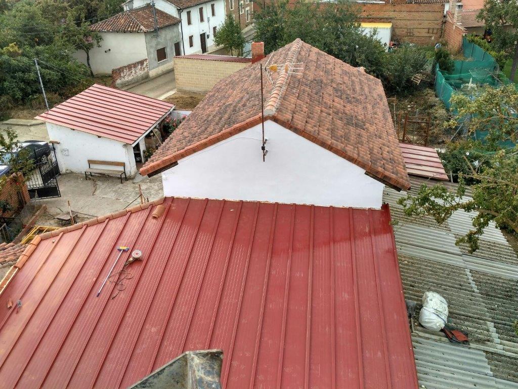 rampas en portales palencia, limpieza tejados palencia