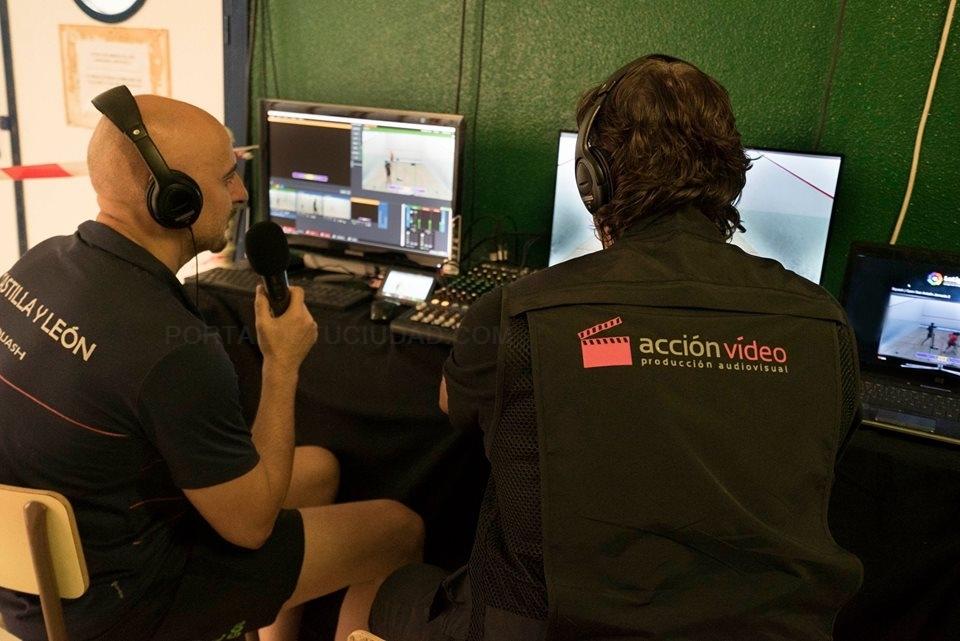 Salas de edición de video y de sonido, alquiler de platós en Palencia