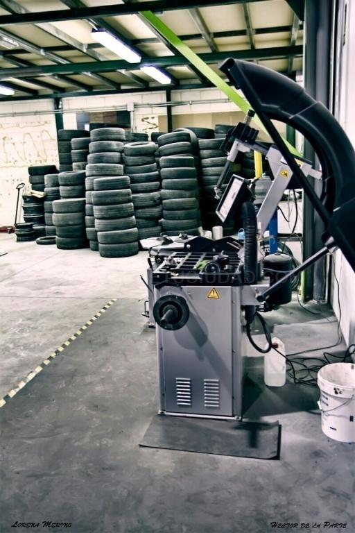 cambio ruedas en palencia, Nanking palencia