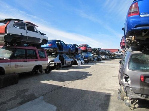 desguaces de vehiculos en palencia