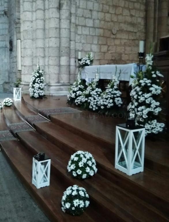 flores para bodas palencia, flores para comuniones palencia