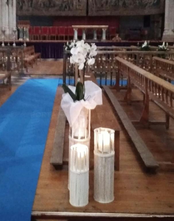 decoracion salons de boda palencia
