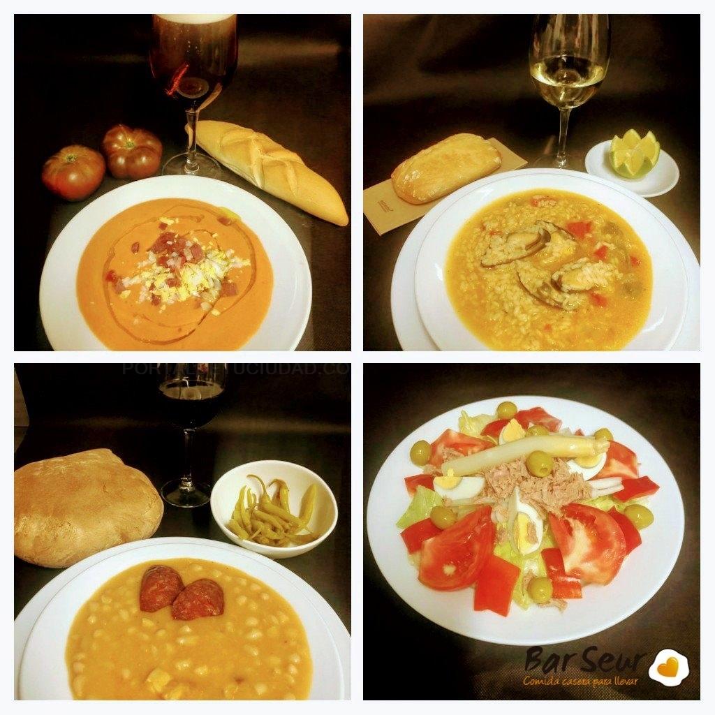 comidas caseras palencia