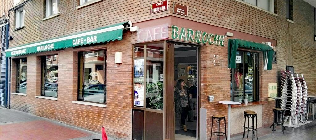bariloche palencia, restaurante bariloche