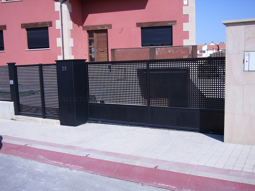 Carpintería de aluminio en Palencia
