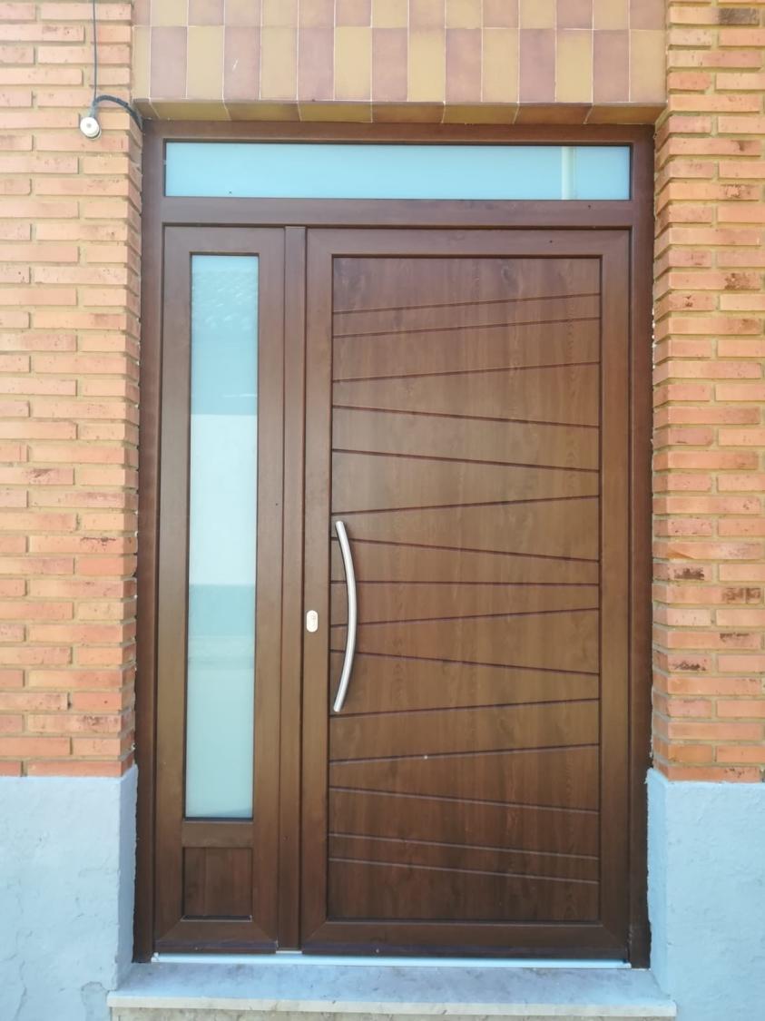 Puertas y ventanas de aluminio, cerramientos en Palencia