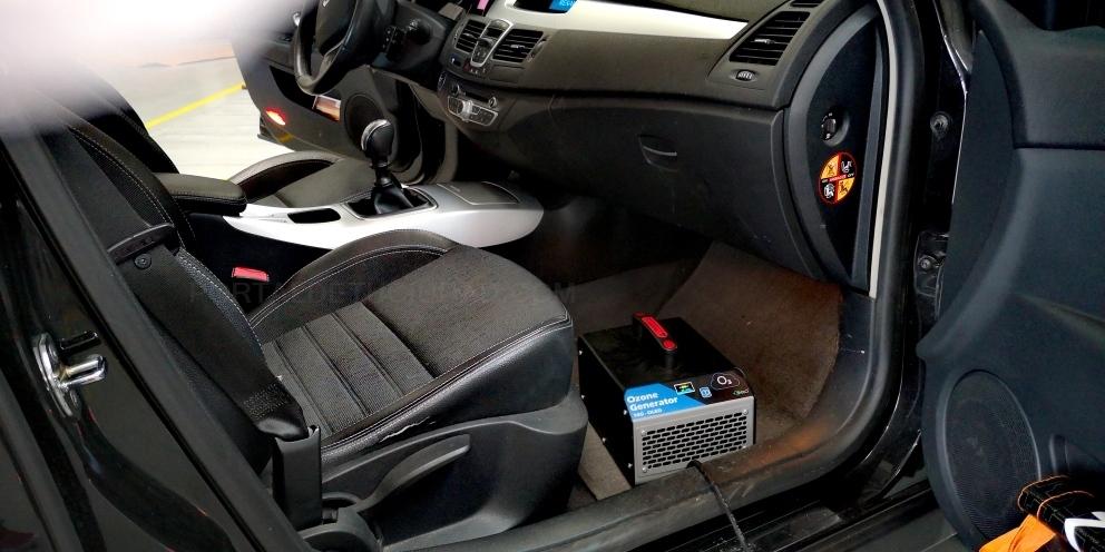 ozono coches palencia