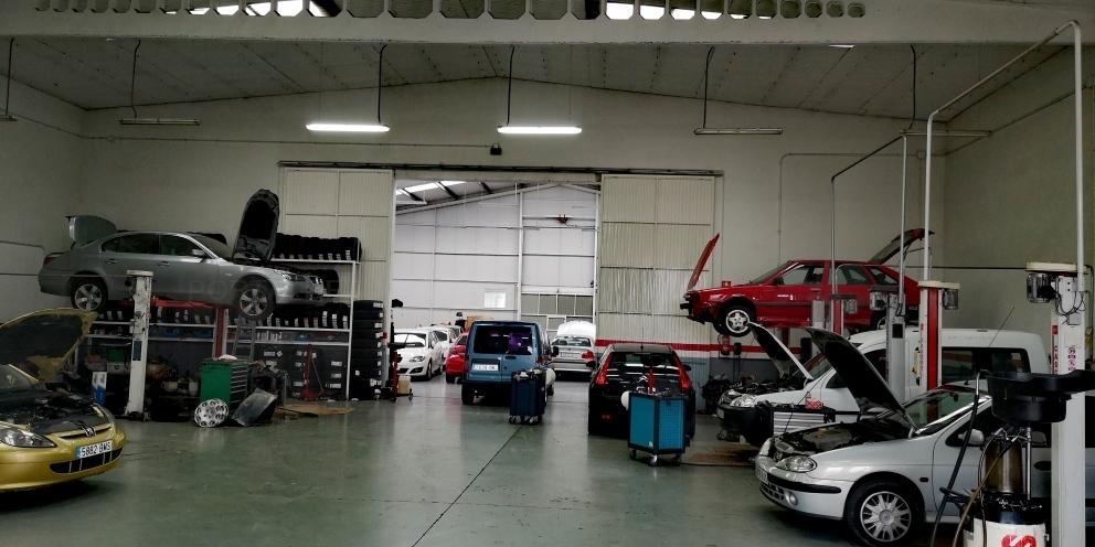 Electricidad del automóvil palencia