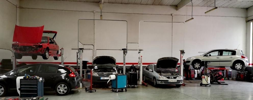reparacion automoviles palencia,