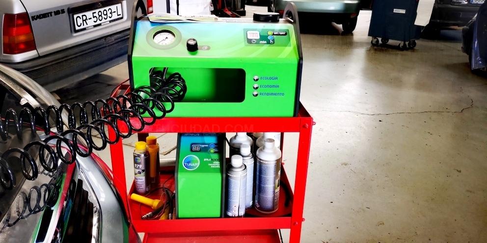 Descarbonización de motores palencia