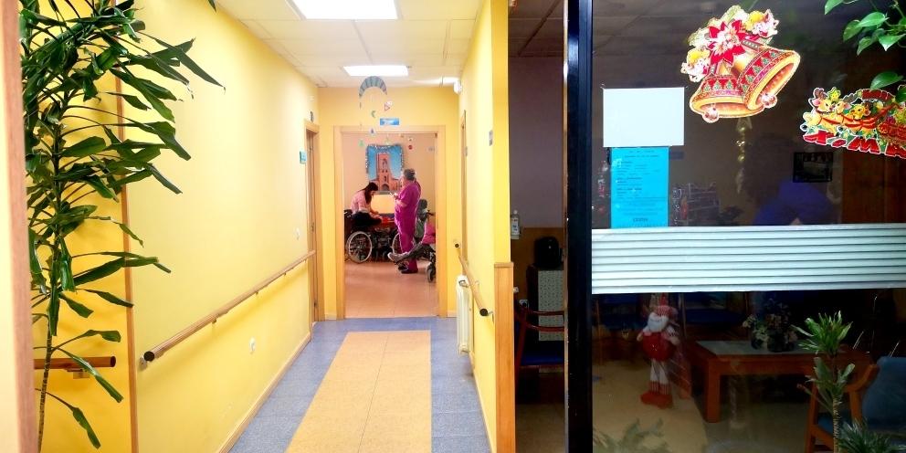 residencia geriátrica palencia