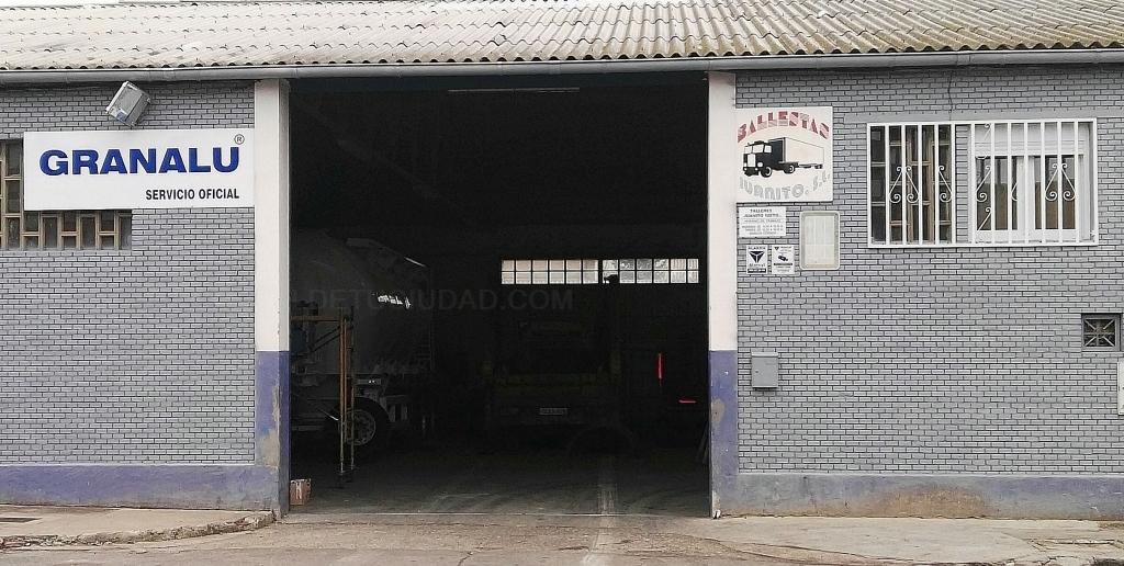 Ballestas Juanito, Talleres Juanito Nieto