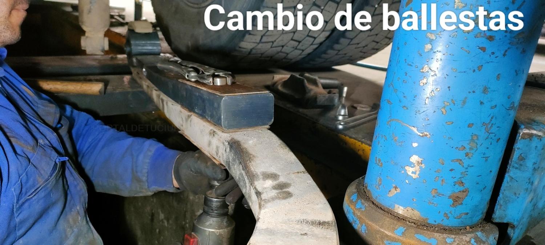reparación de suspensiones en palencia